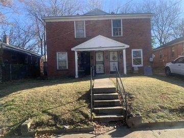 1038 N CLAYBROOK, Memphis, TN, 38107,