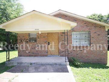 1532 SILVER, Memphis, TN, 38106,