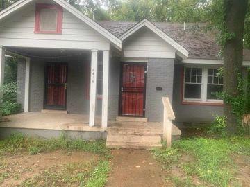 1416 HUMBER, Memphis, TN, 38106,