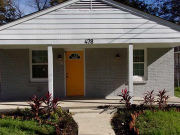478 BALTIMORE, Memphis, TN, 38111,