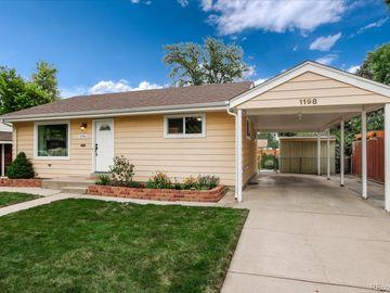 1198 S Alcott Street, Denver, CO, 80219,