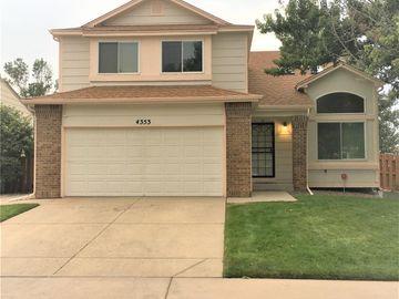 Undisclosed Address, Denver, CO, 80249,