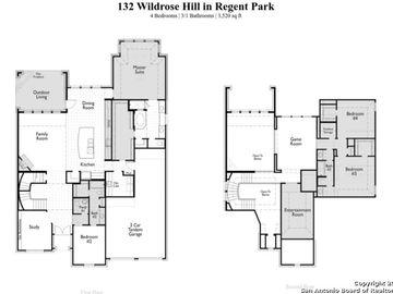 132 Wildrose Hill, Boerne, TX, 78006,