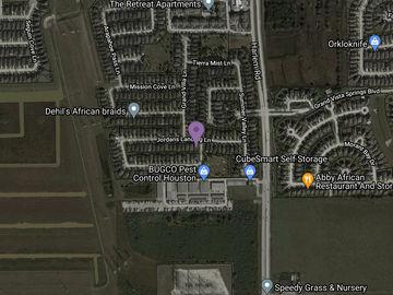 19203 Jordans Landing Lane, Richmond, TX, 77407,