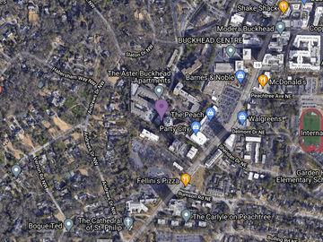 2870 Pharr Court South NW #605, Atlanta, GA, 30305,