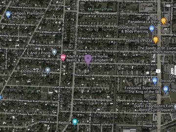 805 Palm Ave, Fort Pierce, FL, 34982,