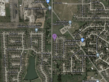 2805 Christina Court, Moore, OK, 73160,