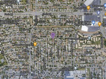 7301 Benbow Street, Sacramento, CA, 95822,