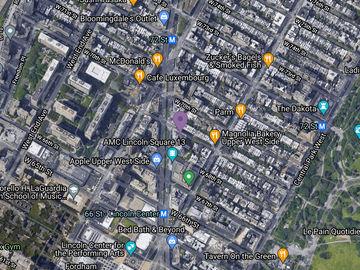 140 W 69th Street #83B, New York City, NY, 10023,
