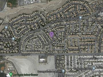 540 Elm Drive #206, Las Vegas, NV, 89169,