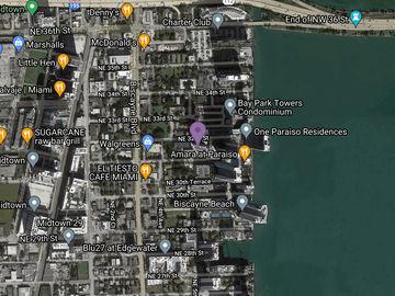 501 NE 31st St #3601, Miami, FL, 33137,
