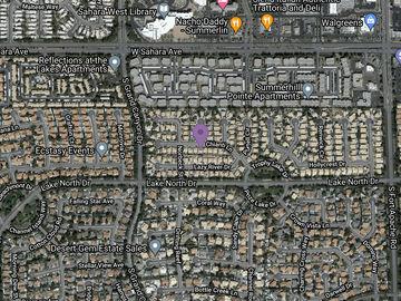 9533 Chianti Lane, Las Vegas, NV, 89117,