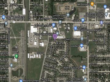 309 SE 6th Street, Moore, OK, 73160,