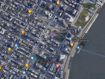 320 E 35TH Street #7F, New York City, NY, 10016,