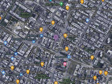 10 BLEECKER Street #3F, New York City, NY, 10012,