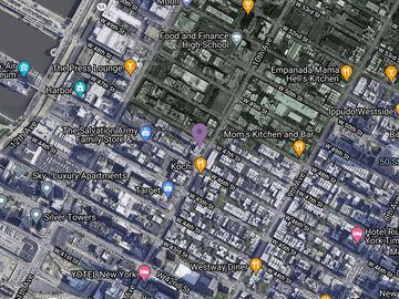 661 10th Avenue #2a, New York City, NY, 10036,