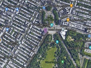 1 PROSPECT Park W #7D, New York City, NY, 11215,