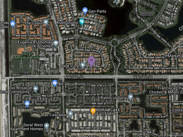 11256 NW 58th Ter, Doral, FL, 33178,