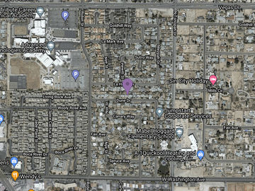 2212 Dune Drive, Las Vegas, NV, 89106,