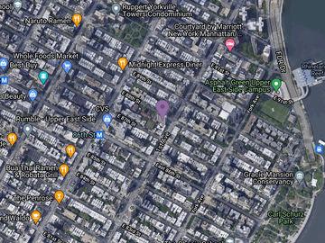 360 E 88th Street #41-B, New York City, NY, 10128,