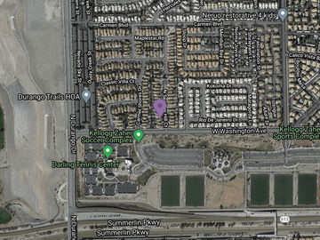 909 Seabury Hill Court, Las Vegas, NV, 89128,