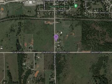 1327 S Grace Drive, Mustang, OK, 73064,