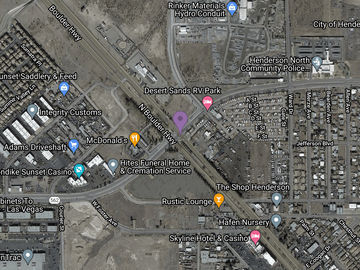 None Boulder Hwy and Sunset Rd, Henderson, NV, 89011,