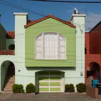 Most Affordable Houses in San Francisco