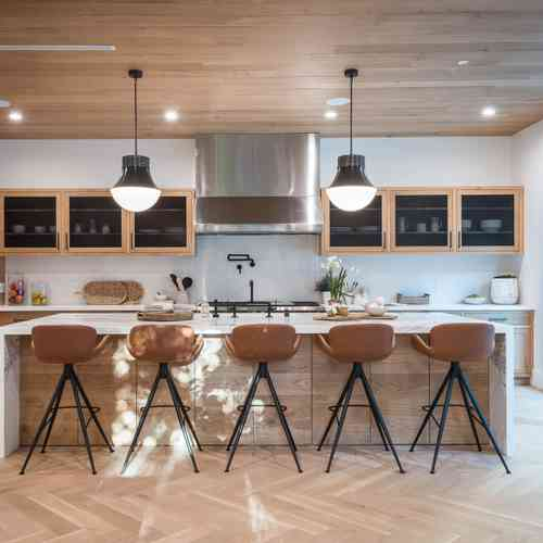 Homes With Chefs Kitchens