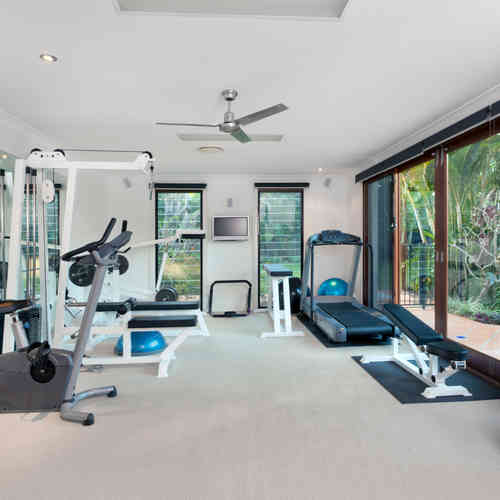 Homes With Gyms