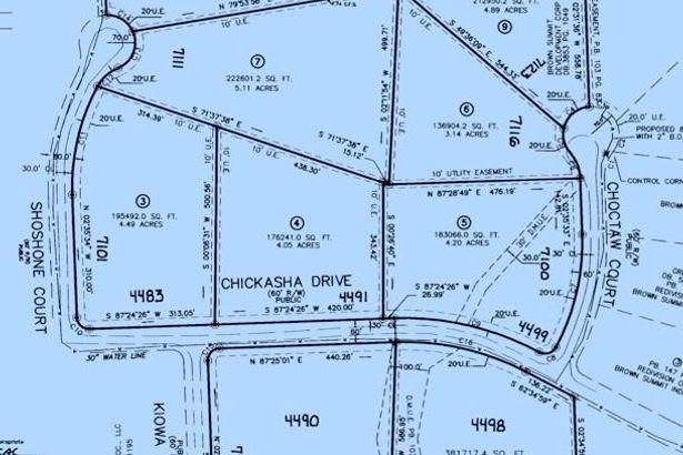 7119 Shoshone Court