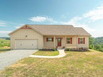 414 Turtle Ridge Road, Sparta, NC, 28675,