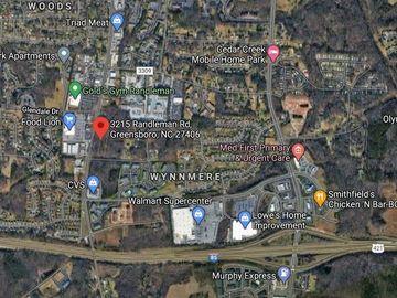 3215 Randleman Road, Greensboro, NC, 27406,