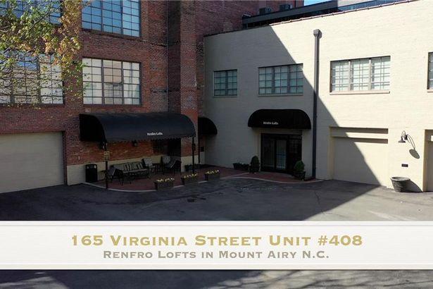 165 Virginia Street #408