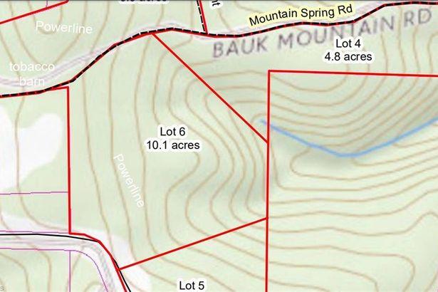 4546 Mountain Spring Road