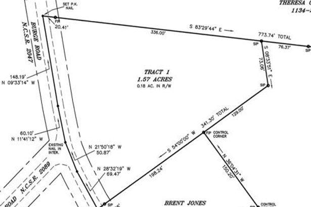 1.57 Ac Burge Road #1.57 Acre