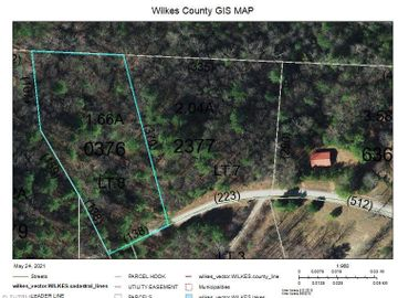 Lot 7 and 8 Overland Trail, Hays, NC, 28635,