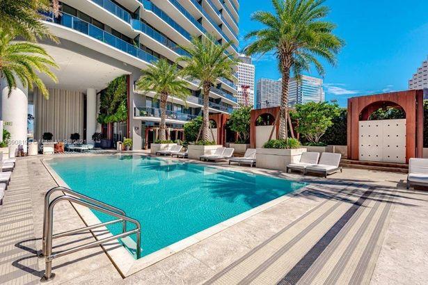 801 S Miami Ave #PH5604