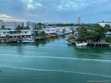 7125 Bay Dr #506, Miami Beach, FL, 33141,