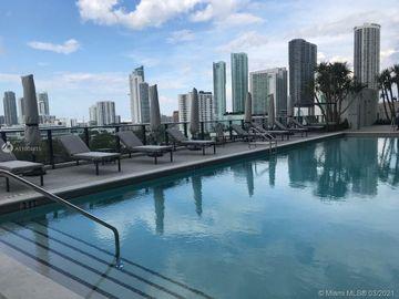 1600 NE 1st Ave #1807, Miami, FL, 33132,