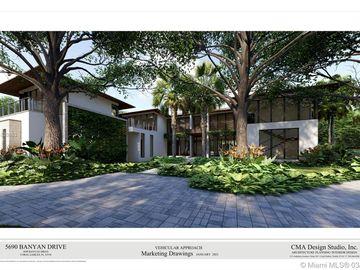 5690 Banyan Dr, Coral Gables, FL, 33156,