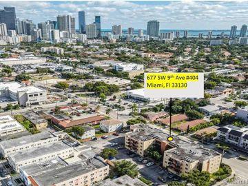 677 SW 9th Ave #404, Miami, FL, 33130,