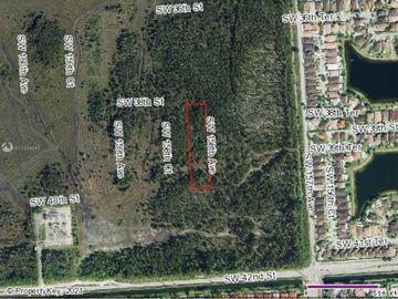 SW 38 ST & SW 158 AVE, Miami, FL, 33185,