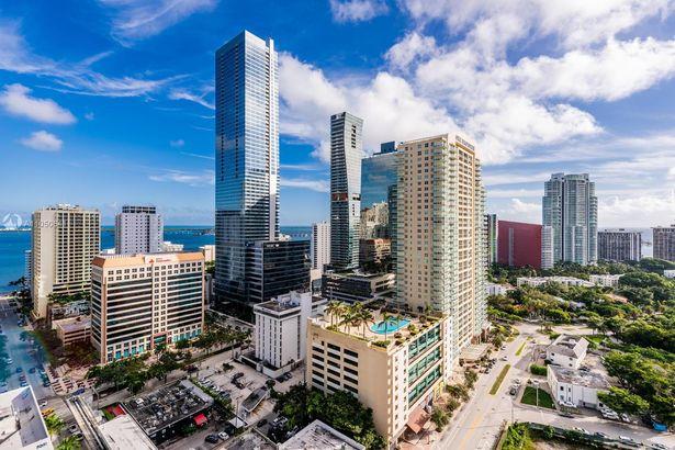 1300 S Miami Ave #2206