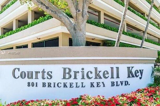 801 Brickell Key Blvd #2808