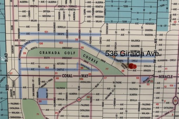 536 Giralda Ave