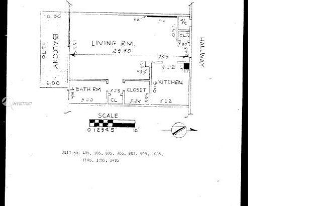 2829 Indian Creek Dr #505