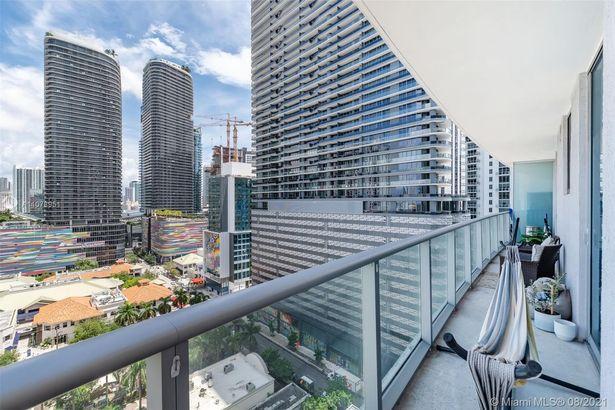 1100 S Miami Ave #1607