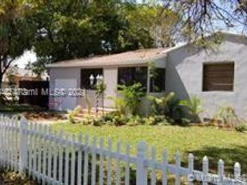 1859 Fletcher St, Hollywood, FL, 33020,