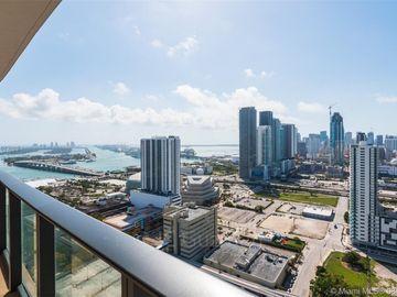 1600 NE 1st Av #3607, Miami, FL, 33132,